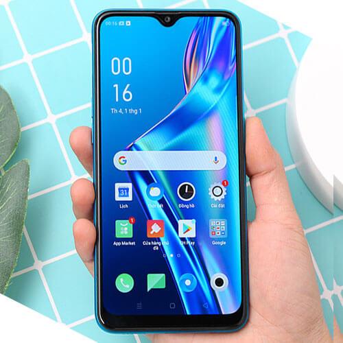 Oppo A12 màn hình giọt nước