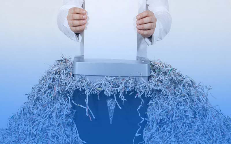 Phương pháp hủy hồ sơ