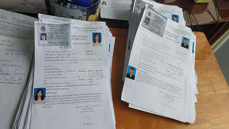 Hồ sơ đăng ký thi bằng lái xe A2