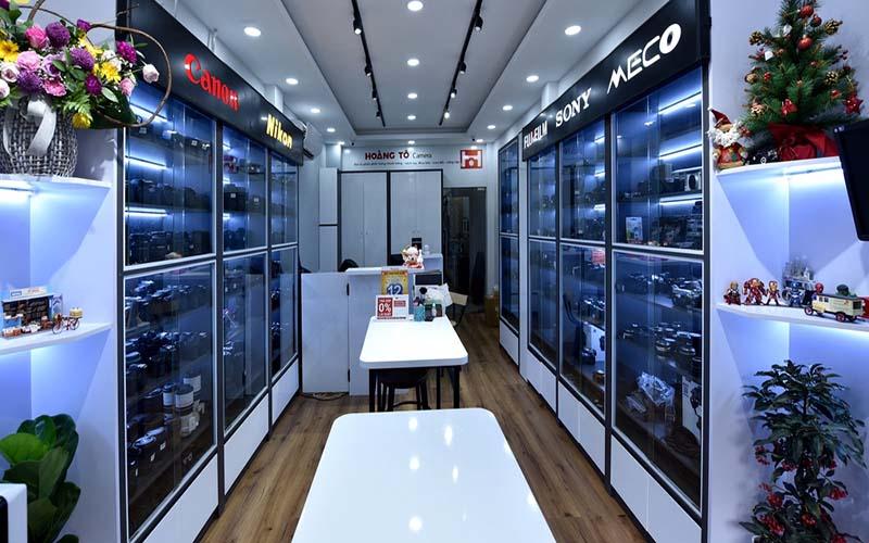 Cửa hàng Máy ảnh Hoàng Tô