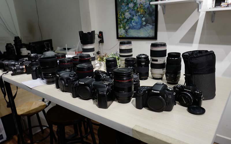 Máy ảnh Hoàng Tô - chuyên bán máy ảnh chất lượng