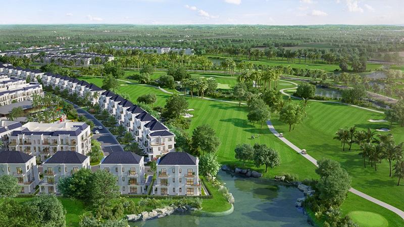 Dự án Sân golf Tân Mỹ