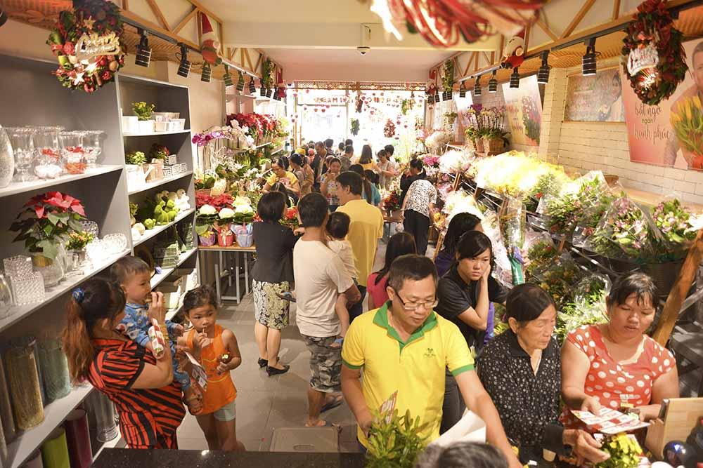 Cửa hàng hoa tươi Đà Nẵng có gì đặc biệt?