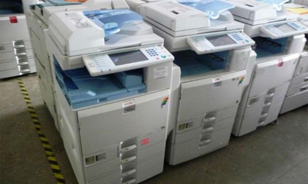 Tại sao việc mua máy photocopy cũ lại trở nên phổ biến