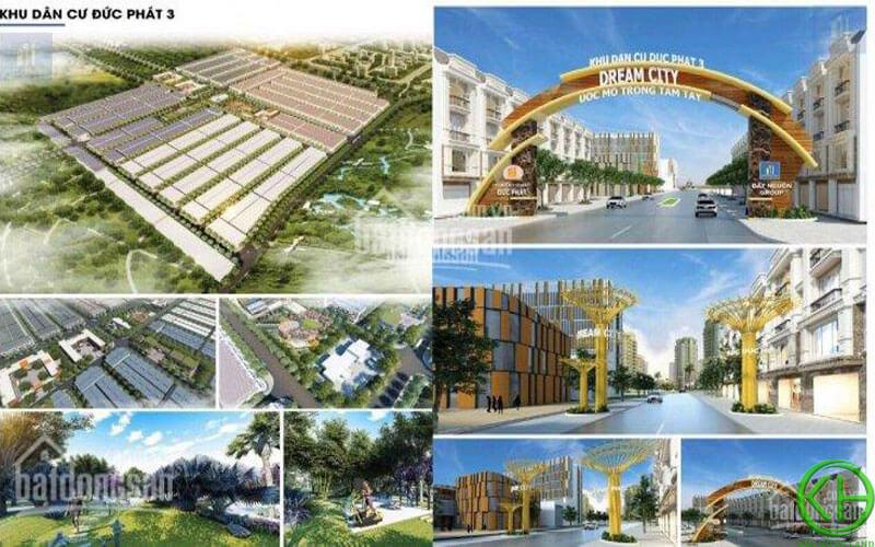 Dream City Bàu Bàng