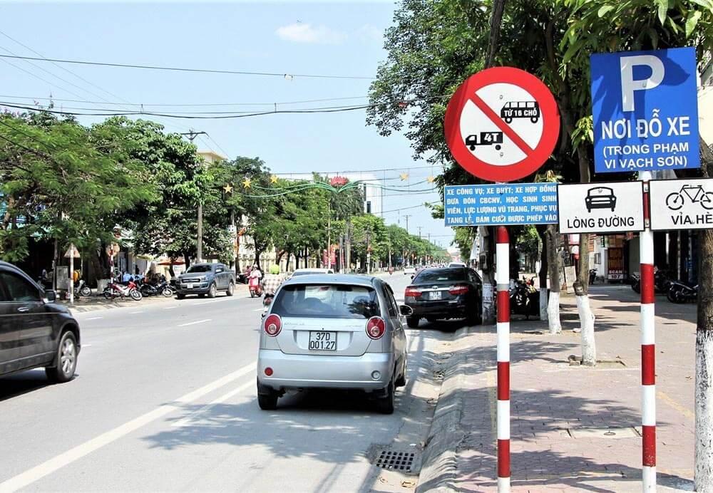 Lỗi đi xe vào đường cấm bị phạt bao nhiêu?