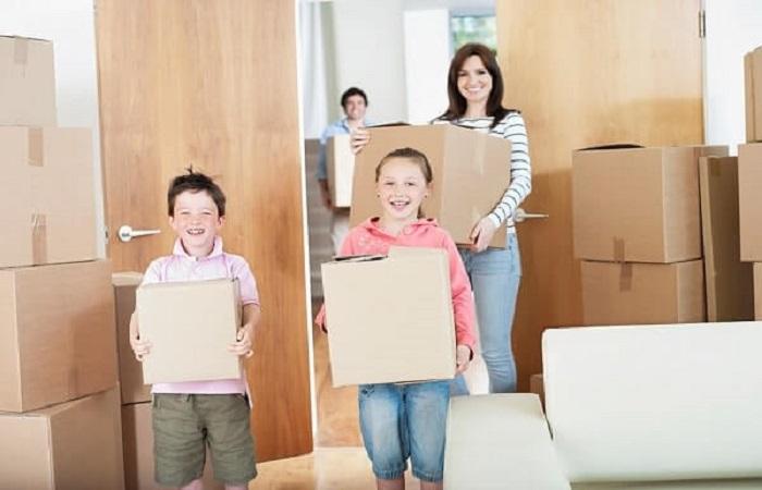 Những lưu ý khi chuyển về nhà mới